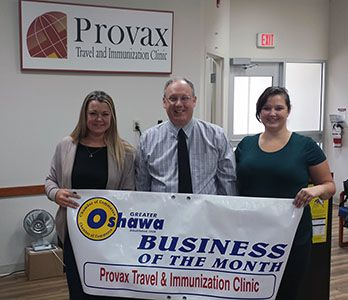 Oshawa Chamber Business of the Month